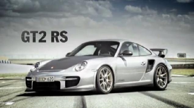Video: 2011 Porsche 911 GT2 RS promo