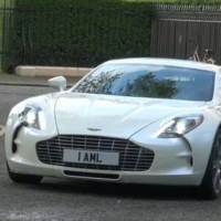 Video: Aston Martin One-77 in London