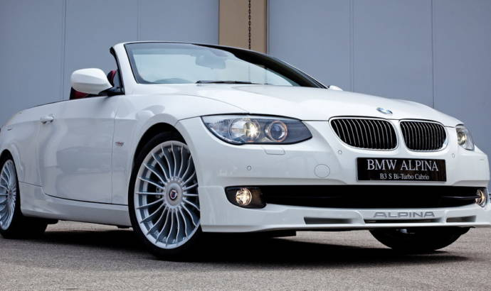 2010 BMW ALPINA B3 S BiTurbo