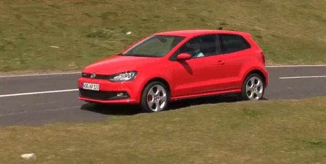 2010 Volkswagen Polo GTi review video