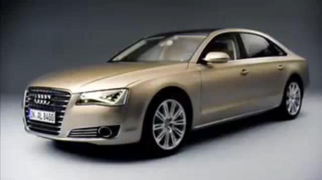 Video: 2011 Audi A8L W12