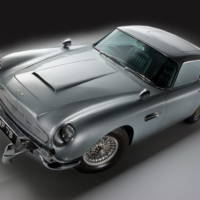 1964 Aston Martin DB5 James Bond car to be auctioned