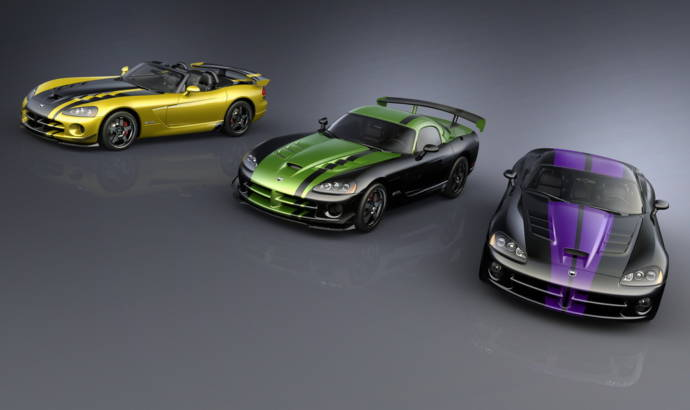 2010 Dodge Viper SRT10 Dealer Exclusive Program