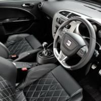 2010 Seat Leon Cupra R detailed