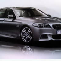 2011 BMW Series 5 M Sport Package