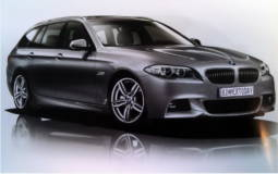 2011 BMW Series 5 M Sport Package