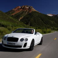 2011 Bentley Continental Supersports Convertible new photos
