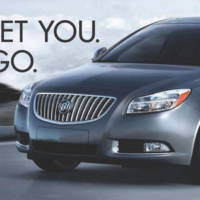2011 Buick Regal Advertising Campaign