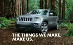 2011 Jeep Grand Cherokee commercial video
