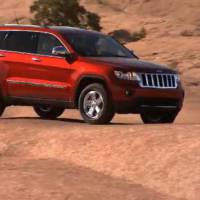 2011 Jeep Grand Cherokee presentation video