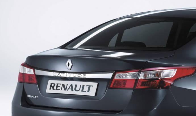 2011 Renault Latitude
