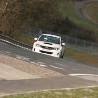 2011 Subaru Impreza WRX STI lapps the Nurburgring in 7min 55sec