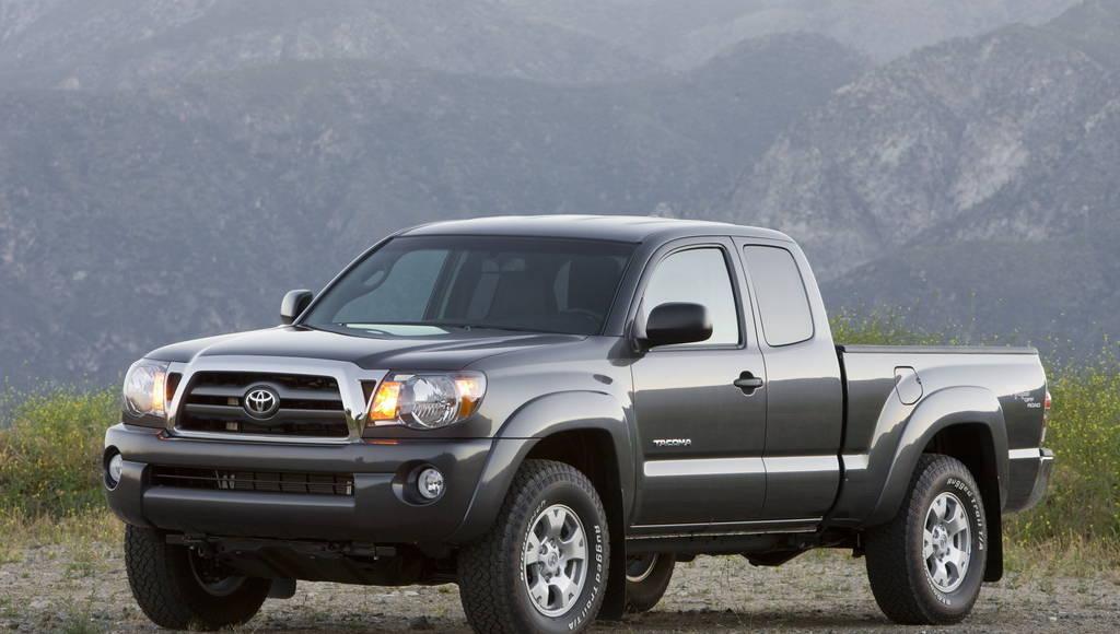 2011 Toyota Tacoma price