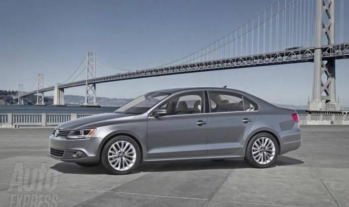 2011 Volkswagen Jetta leaked