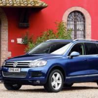 2011 Volkswagen Touareg price