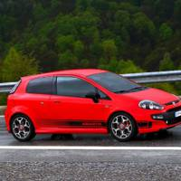 Abarth 500C and Abarth Punto Evo