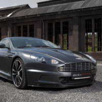 Aston Martin DB9 turned into DBS by EDO Competition