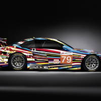 BMW Art Car at 24 hours of Le Mans