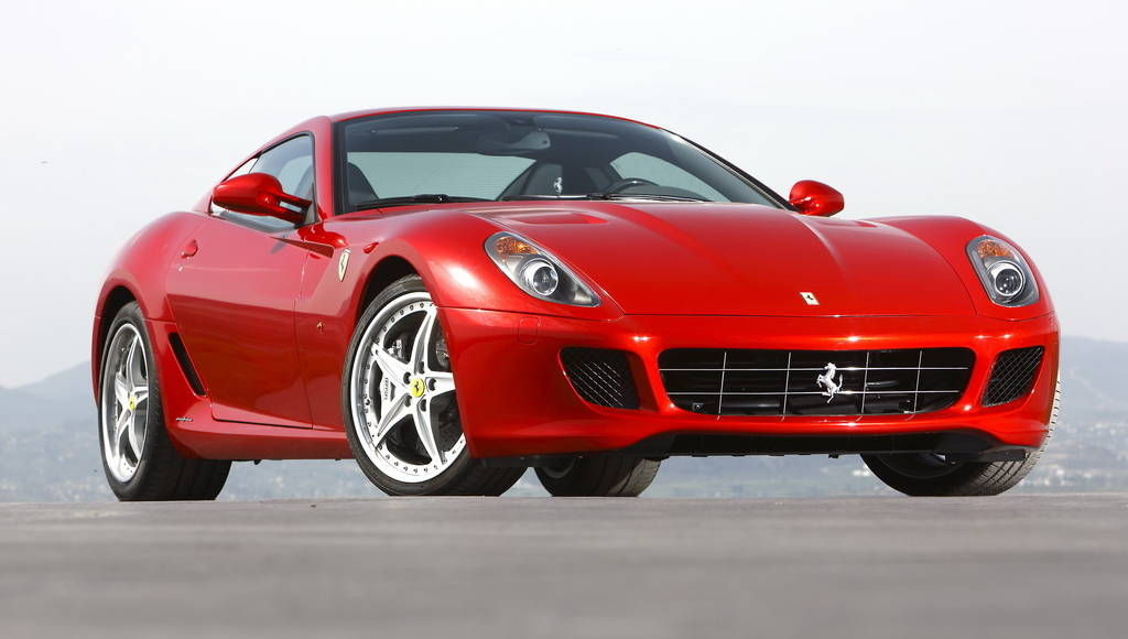 Ferrari 599 roadster