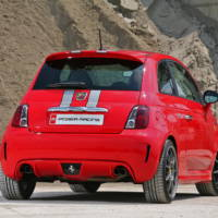 Fiat 500 Ferrari Dealers Edition