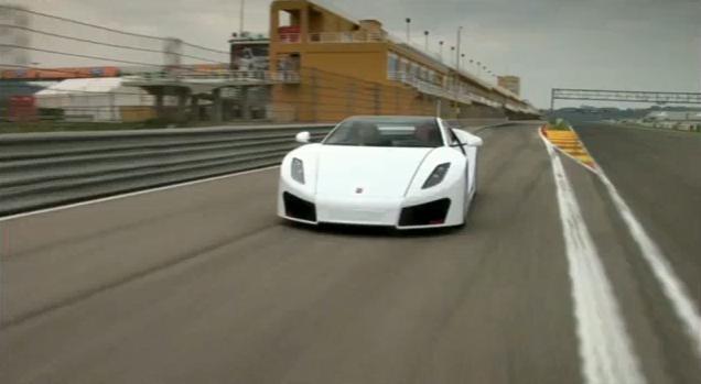 GTA Spano video