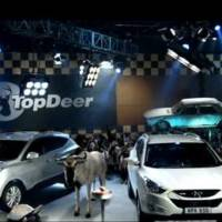Hyundai ix35 Top Gear style commercial