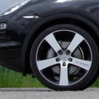 Je Design 2011 Porsche Cayenne