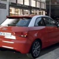 Justin Timberlake in Audi A1 mini movie - all 6 videos