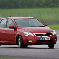 Kia ceed Top Gear's new Reasonably Priced Car