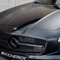 Kicherer Mercedes SLS Supersport Black Edition