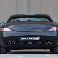 Kicherer Mercedes SLS Supersport Black Edition