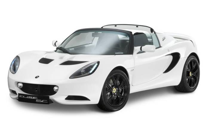 Lotus Exige S RGB