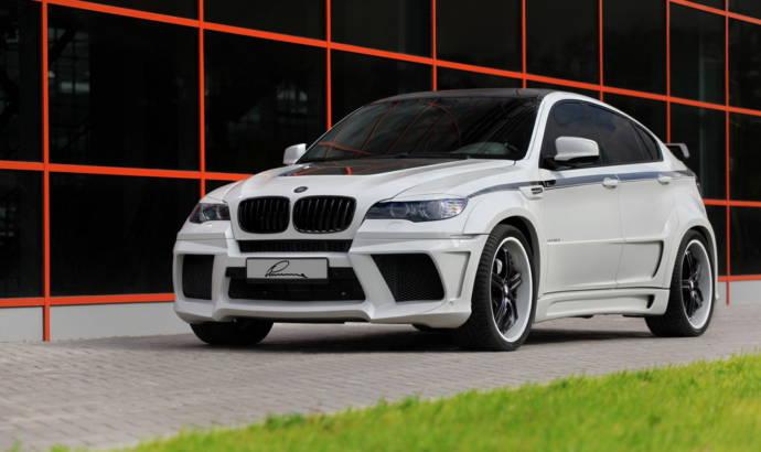 Lumma BMW X6 M