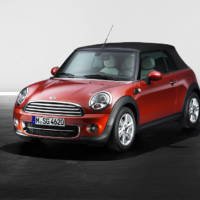 MINI Cooper, Clubman and Cabrio facelift