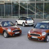 MINI Cooper, Clubman and Cabrio facelift