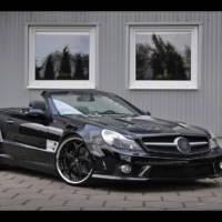 Mercedes SL Widebody by Prior Design