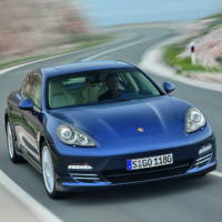 Porsche Panamera improves fuel consumption