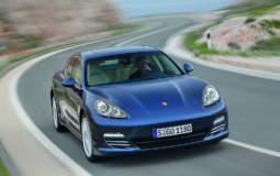 Porsche Panamera improves fuel consumption