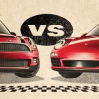 Porsche refuses to race MINI Cooper S