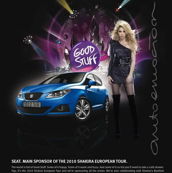 SEAT Ibiza Good Stuff edition