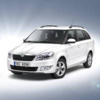 Skoda Fabia Greenline II Estate price