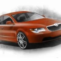 Skoda Superb Fastback Concept