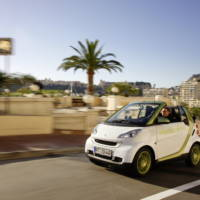 Smart Fortwo electric drive coming to US and Canada
