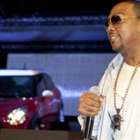 Timbaland Produced Song for MINI Countryman Launch