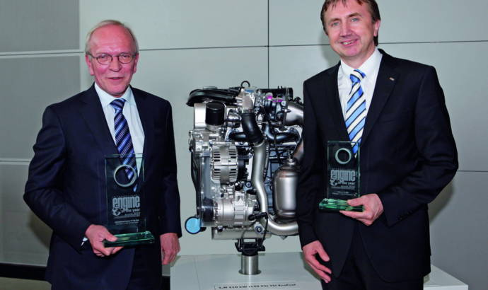 VW 1.4-litre TSI gets Engine of the Year Award