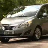 Vauxhall Meriva review video