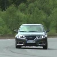Video: 2010 Saab 9-5 test drive