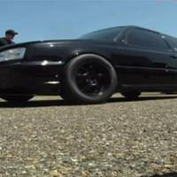 Video: 800HP Volkswagen Golf 3 GTI hits 208 mph