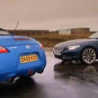 Video: BMW Z4 sDrive35i vs Nissan 370Z Convertible