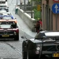 Video: Pagani Zonda meeting 2010